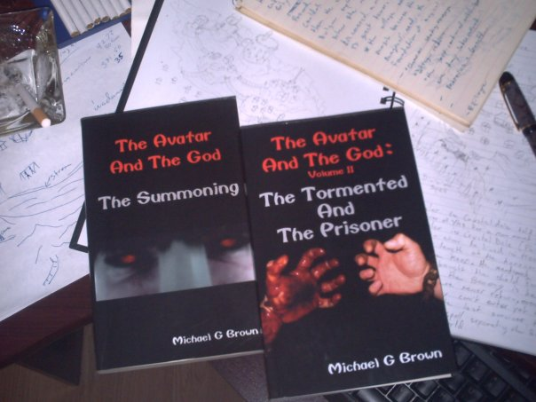 Covers of The Summoning and The Tormented and The Prisoner
