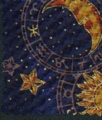 Celestial Pattern Material