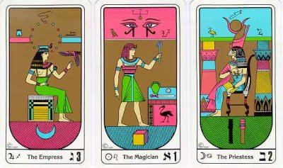 Egipcios Keir Tarot