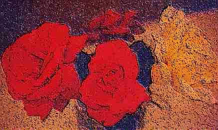 Family Reunion Roses by Cheryl Lynne Bradley