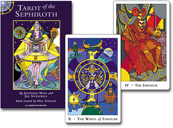 Tarot of the Sephiroth (US Games Systems)